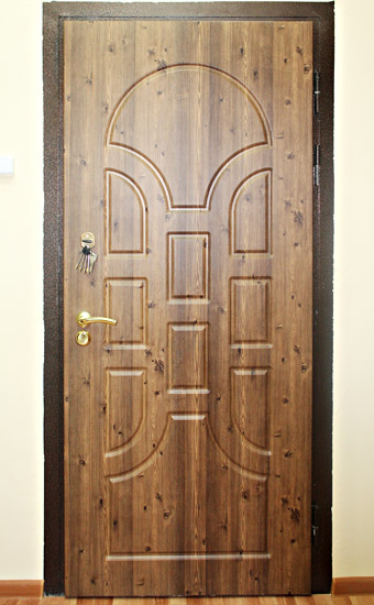 изготовление железных дверей можайск