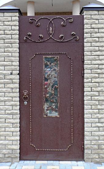 уличные двери входные истра