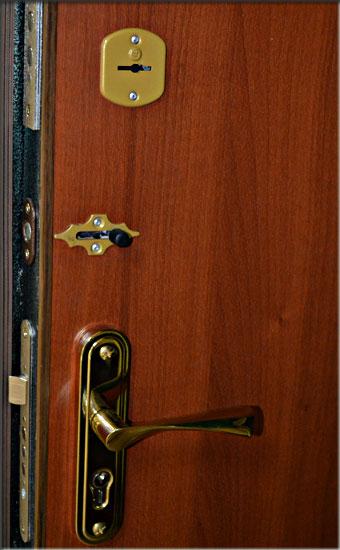 посоветуйте недорогую хорошую входную дверь