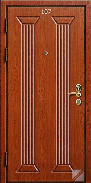 фасады на стальную дверь